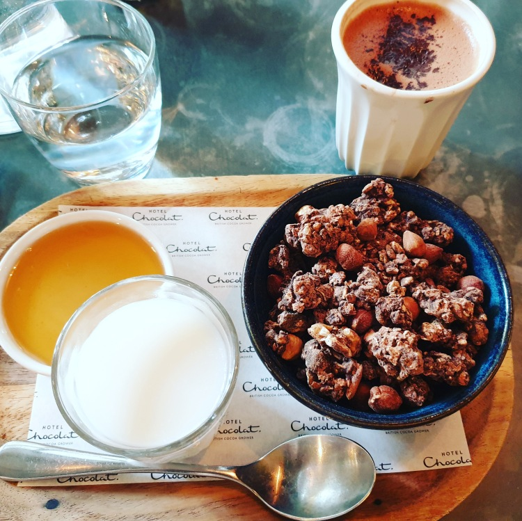 rabot 1745 chocolate muesli