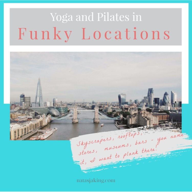 Yoga Pilates funky locations copy