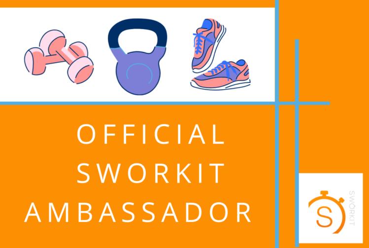 Sworkit ambassador natasjaking