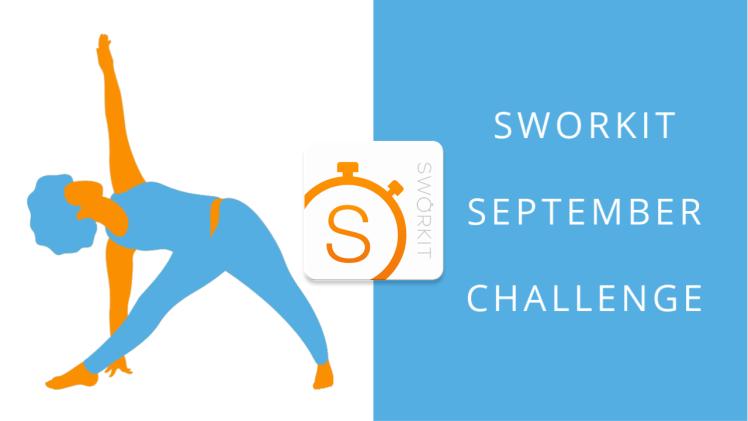 Sworkit september challenge