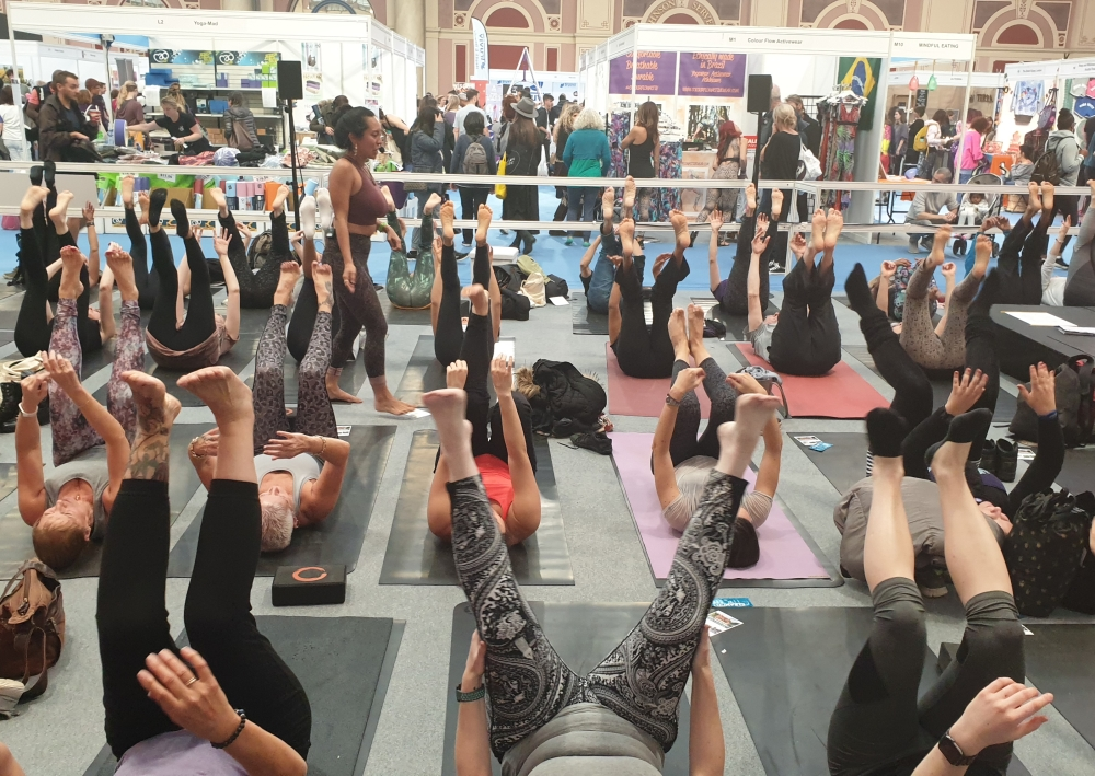 OM Yoga Show 2019