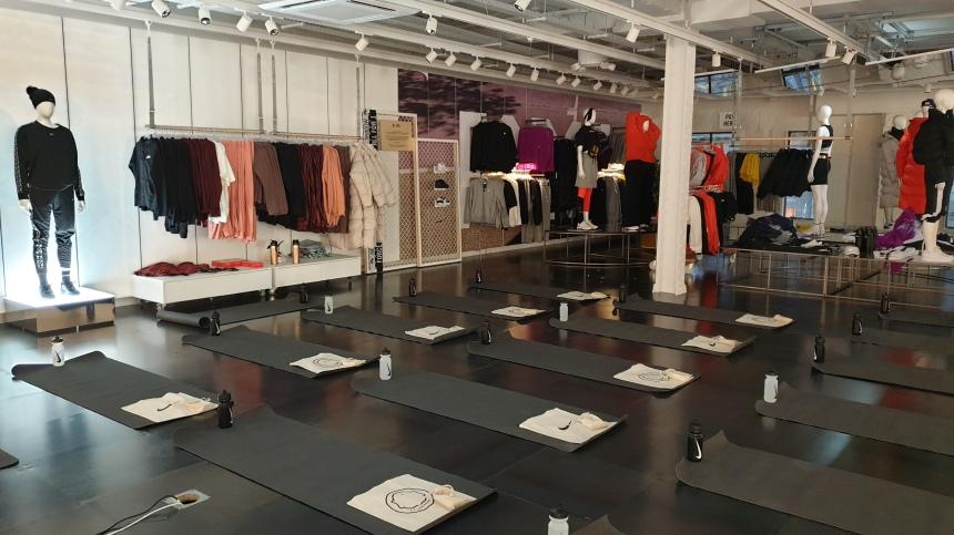 NTL yoga series with Jessica Skye