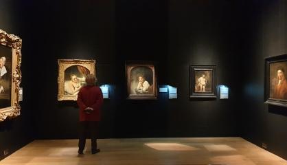 Rembrandt's Light Exhibition